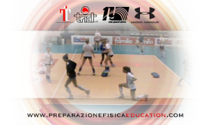 video riscaldamento base volley