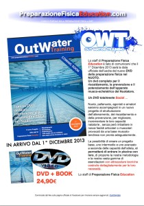 OUT WATER Training_Locandina