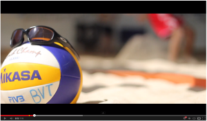 Beach Volley YOUTUBE