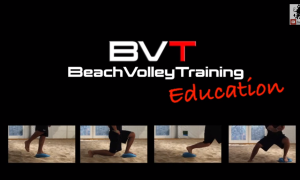 beach volley education