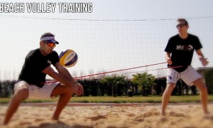 Beach Volley Training