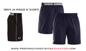 "MEN'S UA MIRAGE 8"" SHORTS"