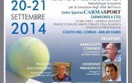 LOCANDINA TENNIS SPORT SCIENCE VISION